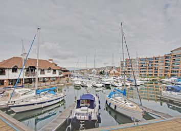 Thumbnail 3 bedroom flat for sale in Port Way, Port Solent, Portsmouth