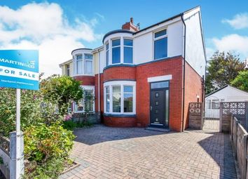 Thumbnail 3 bed semi-detached house for sale in St. Davids Avenue, Thornton-Cleveleys, Lancashire, .
