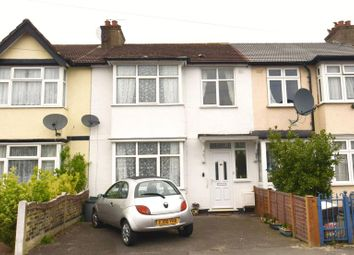 Thumbnail 3 bed terraced house for sale in Colwood Gardens, Colliers Wood, London