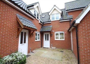 Thumbnail 1 bed terraced house for sale in Spring Road, Ipswich