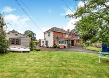 Thumbnail 3 bed detached house for sale in Stramshall Road, Spath, Uttoxeter