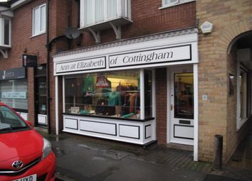 Thumbnail Retail premises to let in 52 Finkle Street, Cottingham