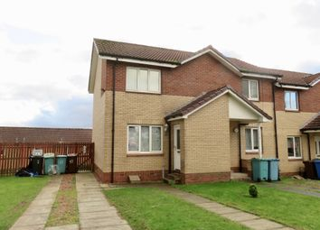 Thumbnail 2 bed end terrace house for sale in Ferguson Way, Airdrie