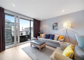 Thumbnail 1 bed flat for sale in Bridgeman House, Pump House Crescent, London