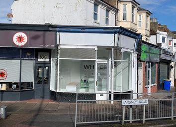 Thumbnail Retail premises for sale in Seaside, Eastbourne, East Sussex