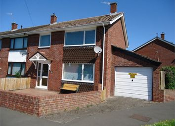 Thumbnail 3 bed end terrace house for sale in St Georges Crescent, Mardy, Abergavenny