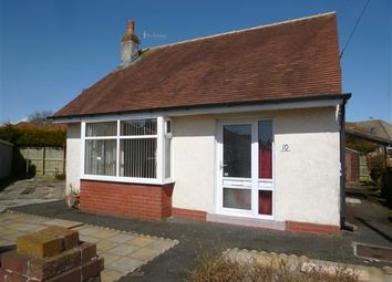 Thumbnail 1 bed bungalow for sale in Taylor Grove, Morecambe