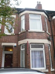 Thumbnail 5 bedroom terraced house to rent in Furness Road, Fallowfield, Manchester