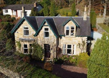 Thumbnail 4 bed detached house for sale in Lowood, Sunnyhill Road Hawick
