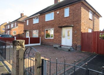 Thumbnail 3 bed semi-detached house for sale in Rock Street, Bulwell, Nottingham
