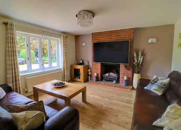 Thumbnail 3 bed semi-detached house for sale in Cross Street, Covington, Huntingdon
