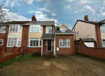 Thumbnail 4 bed semi-detached house for sale in Norwich Road, Ipswich
