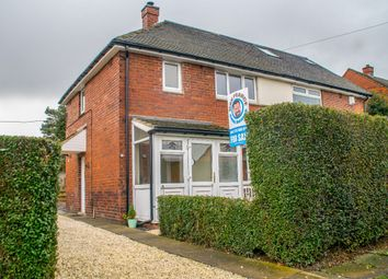 Thumbnail 3 bed semi-detached house for sale in Westerton Road, Tingley