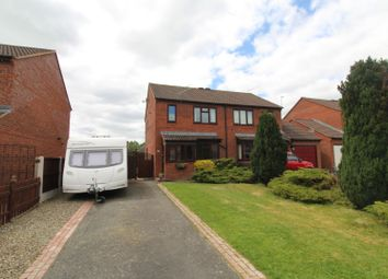 Thumbnail 3 bed semi-detached house for sale in Greenfields Road, Craven Arms