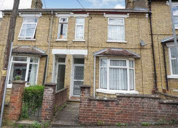 Thumbnail 2 bed terraced house for sale in Coleman Street, Raunds
