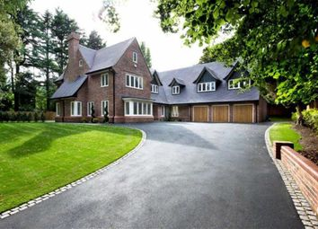Thumbnail 8 bed detached house for sale in Luttrell Road, Four Oaks, Sutton Coldfield