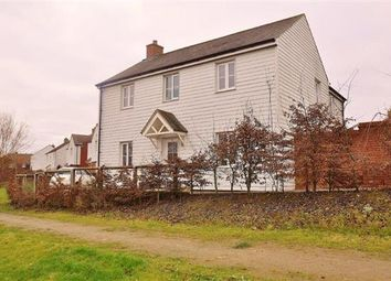 Thumbnail 4 bed detached house for sale in Jacobs Court, Kingsnorth, Ashford