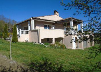 Thumbnail 4 bed villa for sale in Belveze-Du-Razes, Aude, 11240, France