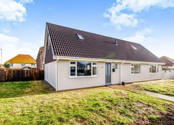 Thumbnail 4 bed detached bungalow for sale in Hoddern Avenue, Peacehaven, East Sussex