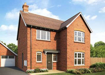 "Thumbnail 4 bed detached house for sale in ""Elmstead"" at Hatfield Road, Witham"