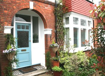 Thumbnail 4 bed semi-detached house for sale in Park Road, Cheam Village