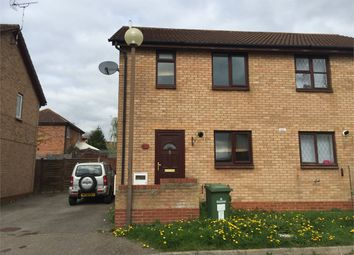 Thumbnail 3 bedroom semi-detached house to rent in Chaplin Grove, Crownhill