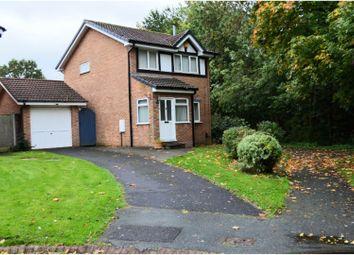 Thumbnail 3 bed detached house for sale in Cardeston Close, Sutton Weaver, Runcorn