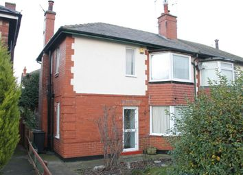 Thumbnail 3 bedroom semi-detached house for sale in Knaresborough Road, Harrogate