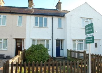 Thumbnail 2 bed terraced house for sale in Broome Road, Hampton