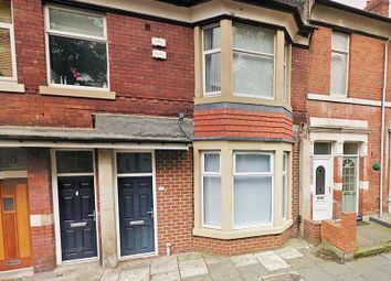 Thumbnail 2 bed flat for sale in Queen Alexandra Road, North Shields