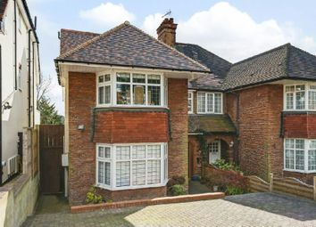 Thumbnail 6 bedroom property for sale in The Vale, London