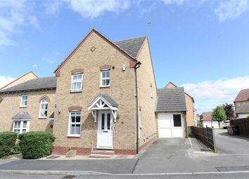 Thumbnail 3 bed end terrace house for sale in Spencer Road, Wellingborough