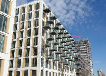 Thumbnail 1 bed property for sale in Endeavour House, Royal Wharf, North Woolwich Road, London
