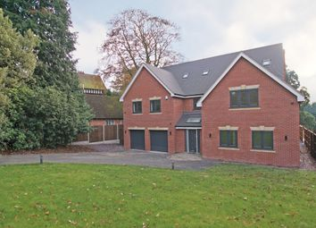 Thumbnail 6 bed detached house for sale in Plymouth Road, Barnt Green, Birmingham