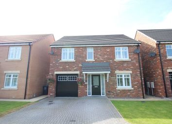 Thumbnail 4 bed detached house for sale in Colliery Mews, Boldon Colliery