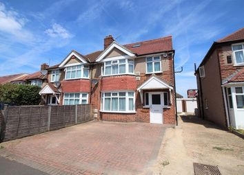 Thumbnail 4 bed semi-detached house for sale in Browning Way, Heston