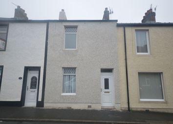 Thumbnail 2 bed terraced house for sale in Salisbury Street, Workington