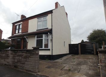 Thumbnail 2 bed semi-detached house to rent in Duke Street, South Normanton, Alfreton