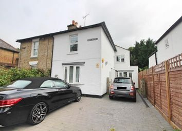 Thumbnail 3 bed semi-detached house for sale in Heath Lodge, High Road, Bushey Heath, Bushey