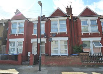 Thumbnail 3 bed flat to rent in Brownlow Road, London