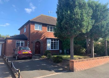 Thumbnail 4 bed semi-detached house for sale in Cornmeadow Lane, Claines, Worcester