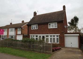 Thumbnail 3 bedroom property for sale in Bedford Road, Letchworth Garden City
