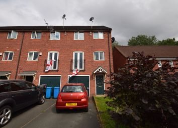 Thumbnail 3 bed town house for sale in Mona Road, Chadderton, Oldham