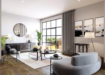 Thumbnail 2 bed flat for sale in Eagle Wharf Road, Islington, London