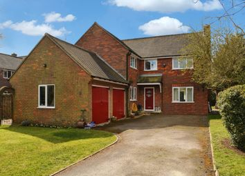Thumbnail 4 bed detached house for sale in Old London Road, Milton Common, Thame