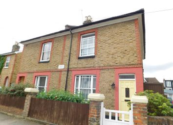 Thumbnail 2 bed semi-detached house for sale in Cleaveland Road, Surbiton