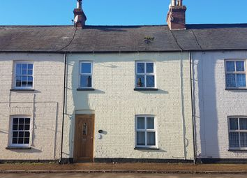 Thumbnail 3 bed terraced house for sale in Station Road, Nassington, Peterborough