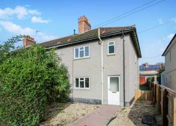 Thumbnail 3 bedroom end terrace house for sale in Freelands Road, East Oxford
