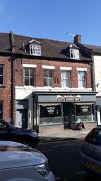 Thumbnail 2 bed flat to rent in High Street, Market Drayton