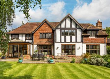 Thumbnail 5 bed property for sale in Forest Road, East Horsley, Leatherhead
